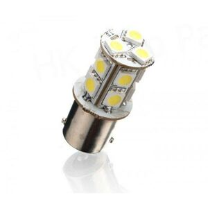 Interlook LED auto žárovka 12V BAU1S 13SMD5050 Py21W 2,6W